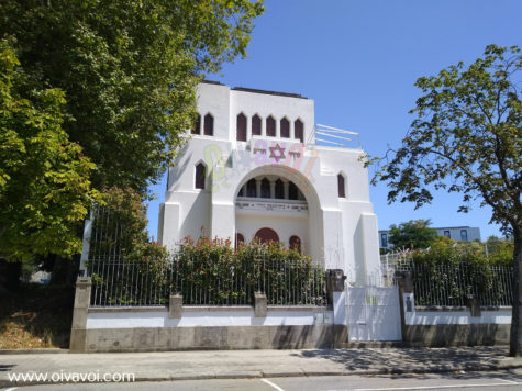 Sinagoga Kadoorie Mekor Haim de Oporto