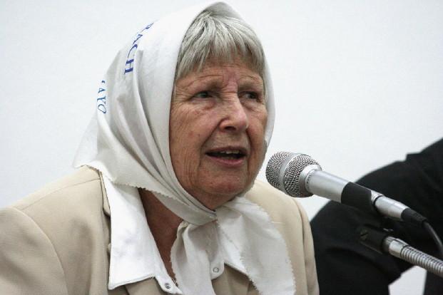 Vera Jarach, de la Shoá a las Madres de Plaza de Mayo