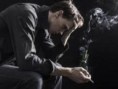 Fumar produce depresión