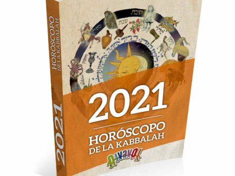 Libro Gratis: Horóscopo de la Kabbalah 2021