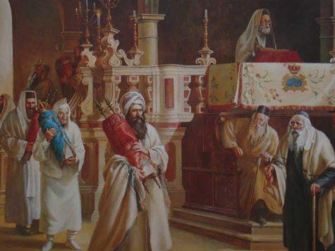 Romancero sefaradí: Jajamim van aírando