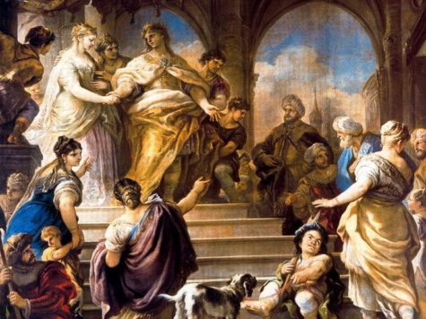 Romancero sefaradí:Cuando el rey Salomón