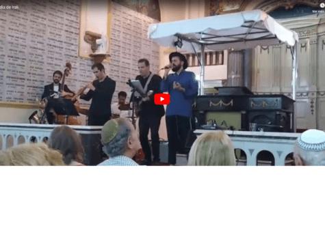 Música judía de Irak