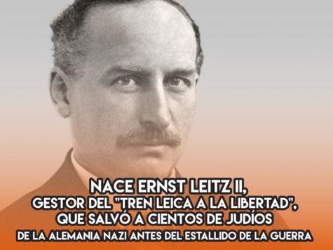 Ernst Leitz: 1 de Marzo