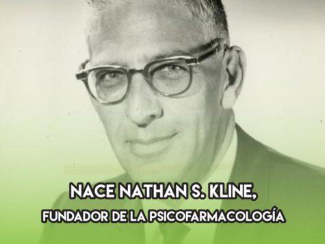 Nathan S. Kline: 22 de Marzo