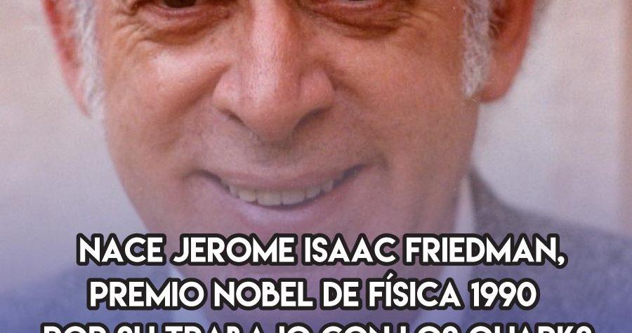 Isaac Friedman: 28 de Marzo
