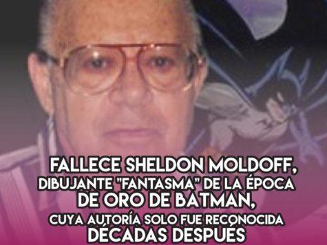 Sheldon Moldoff: 29 de Febrero