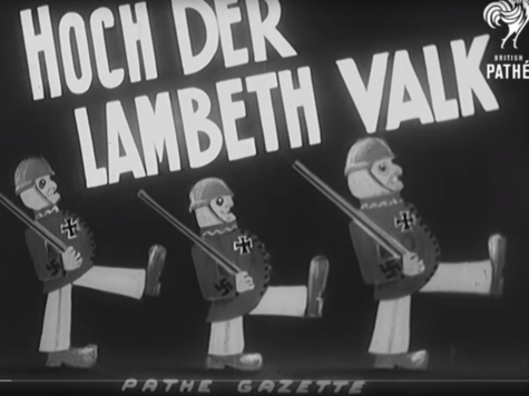 Lambeth Walk - Nazi Style