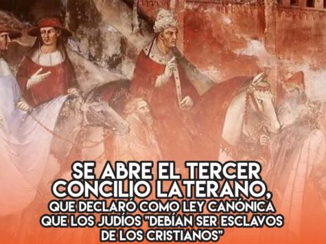 Tercer Concilio Laterano: 5 de Marzo