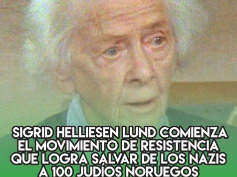 Sigrid Helliesen Lund: 9 de Abril