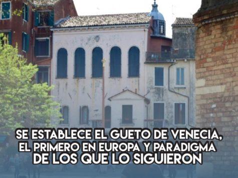 Gueto de Venecia: 10 de Abril