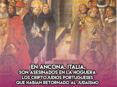 La Inquisicion en Ancona: 13 de Abril