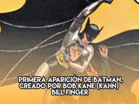 Batman: 25 de Abril
