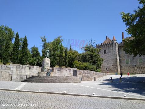 Guimaraes, la cuna de Portugal