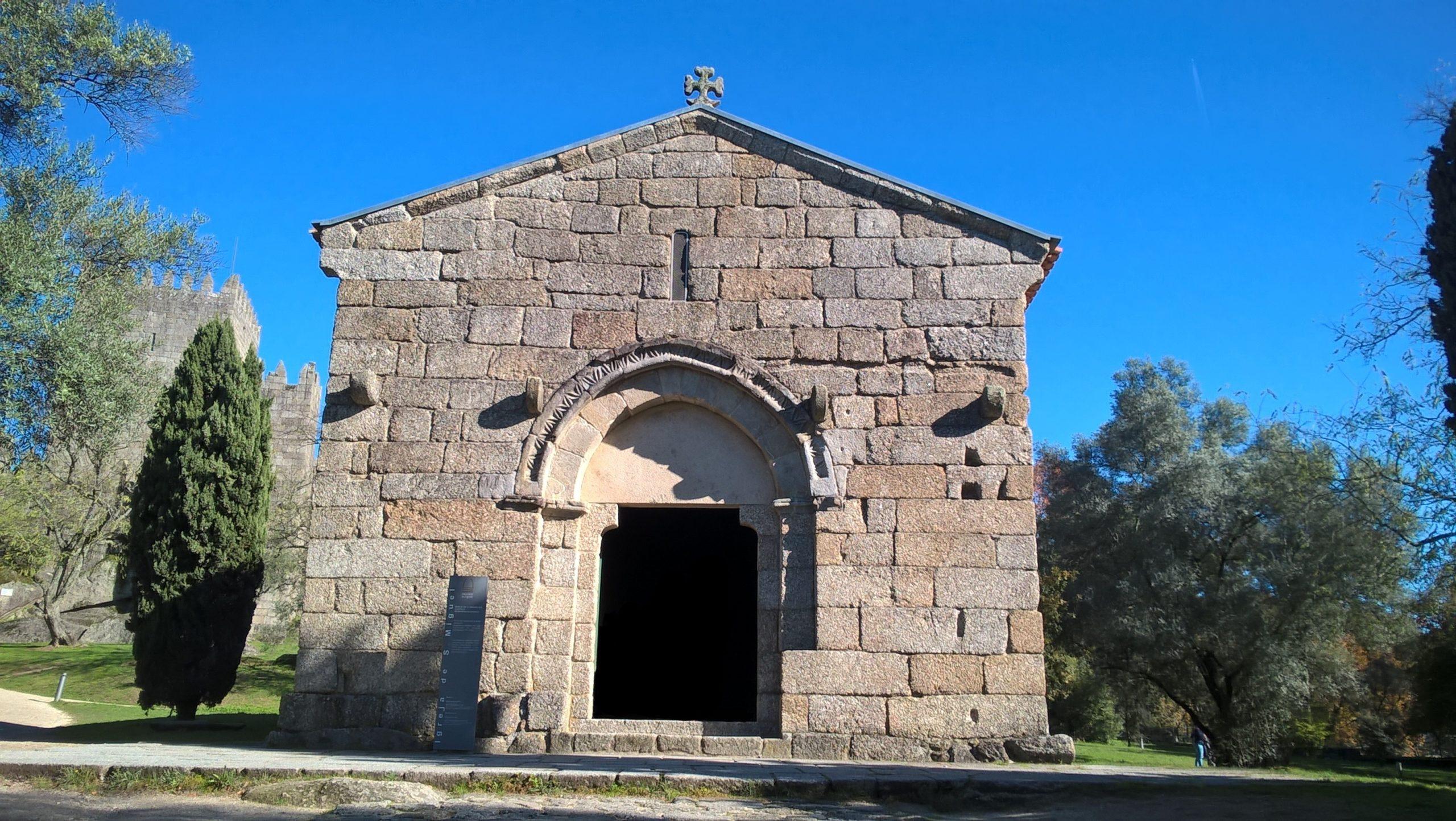 Iglesia de San Miguel en Guimaraes