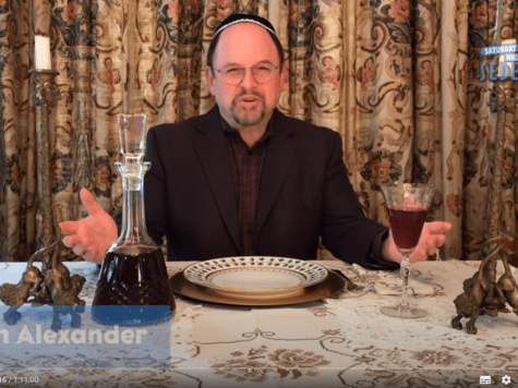 El Seder de George Constanza y La Niñera