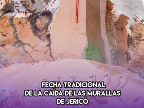 Murallas de Jericó: 3 de Mayo