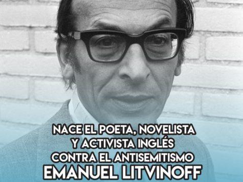 Emanuel Litvinoff contra T. S. Elliot