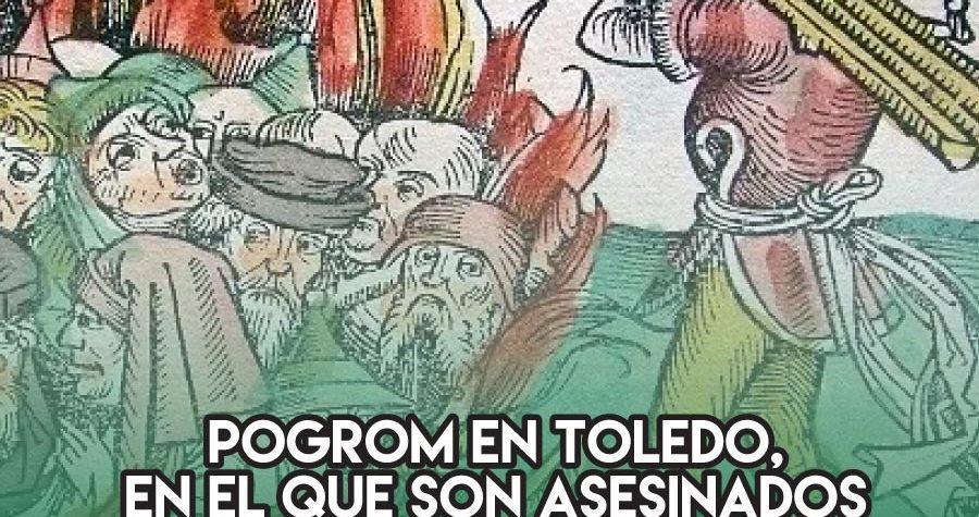 Pogrom en Toledo: 20 de junio