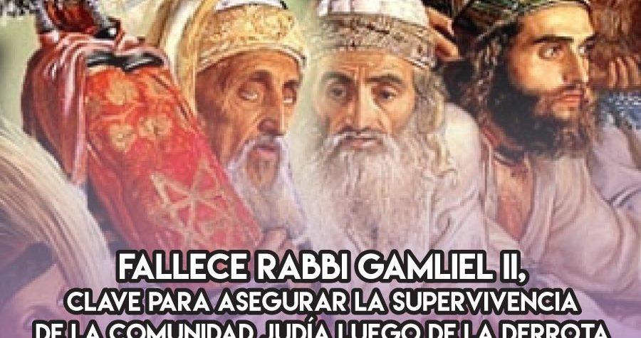 Rabi Gamaliel: 21 de junio