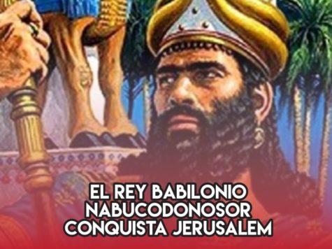 Nabucodonosor en Jerusalem: 24 de junio