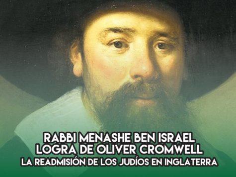 Readmisión de los judíos en Inglaterra: 25 de junio