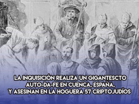 Auto da fe en Cuenca: 29 de junio