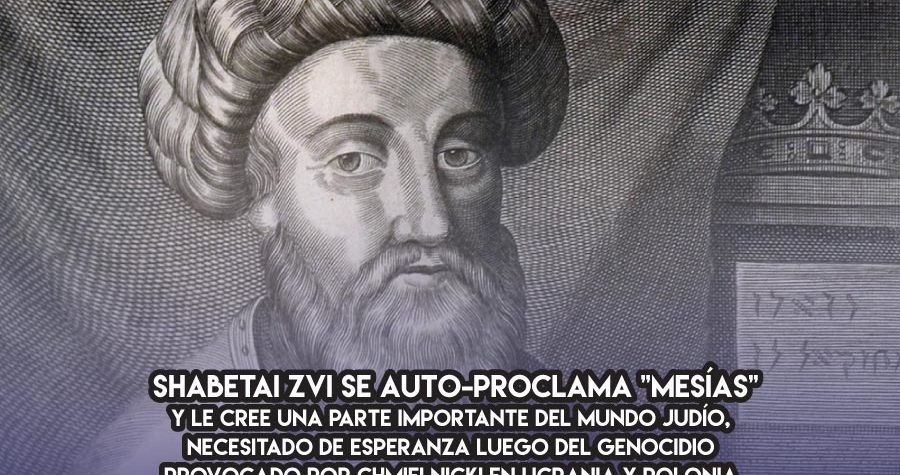 Shabetai Zvi, el falso Mesías