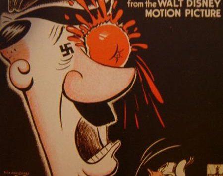 El Pato Donald contra Hitler