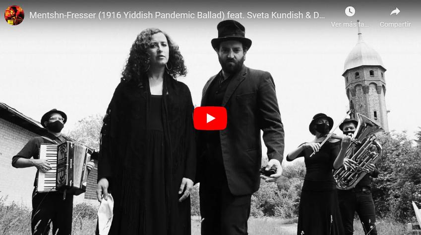 La canción en idish sobre pandemias que se volvió viral en You Tube