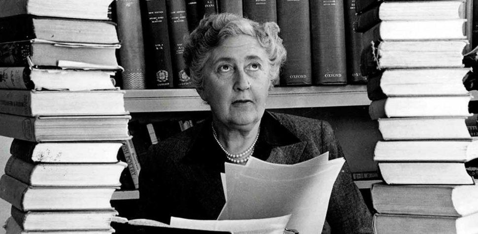 ¿Era antisemita Agata Christie?