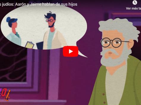 Chistes judíos: Aarón y Jaime hablan de sus hijos