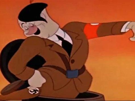 ¿Disney era nazi y el ratón Mickey, judío? 1