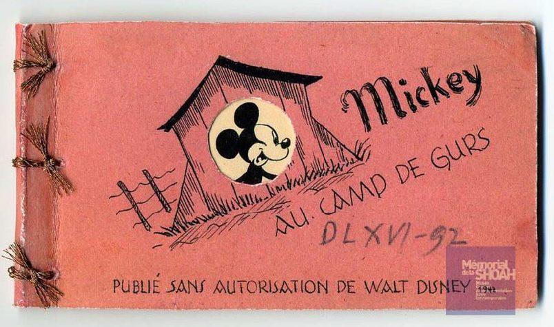 Mickey Mouse, ¿el ratón judío?