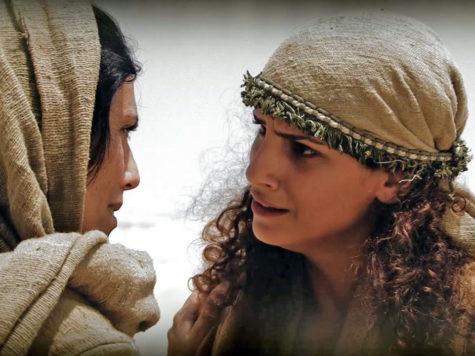 Ruth y Naomi, sororidad y solidaridad