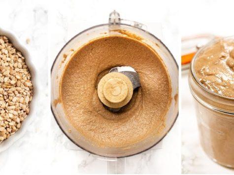 Cómo hacer tahini (o tahina) casero