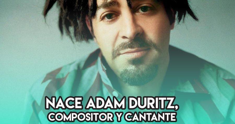 Adam Duritz y el rock alternativo