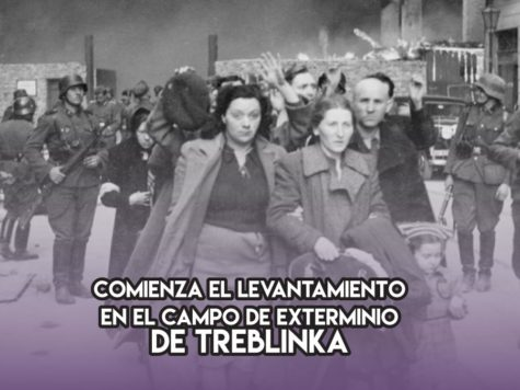 Rebelión en Treblinka