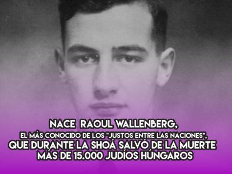 Raoul Wallenberg, el salvador desaparecido