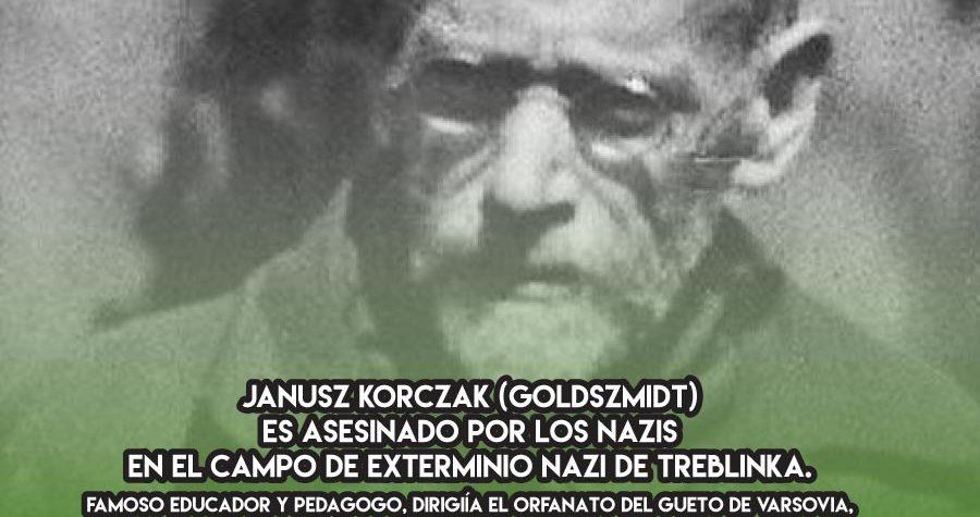 Janusz Korczak y los niños del gueto