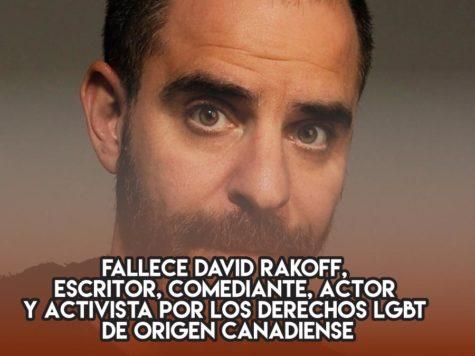 David Rakoff y el nuevo humor estadounidense