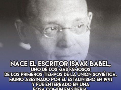 """Isaak Babel y """"Caballería Roja"""""""