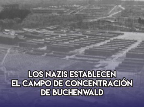 Buchenwald: 14 de julio