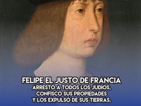 Felipe el Justo, el rey Injusto