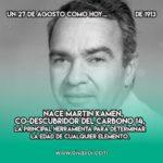 Martin Kamen y el carbono 14