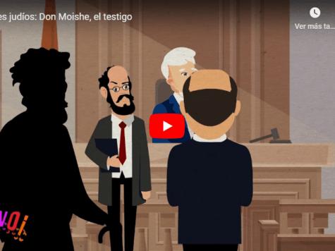 Chistes judíos: Don Moishe, el testigo