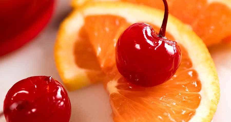 Ensalada de naranjas y agua de azahar