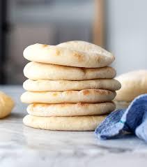 Cómo hacer pan de pita casero (pan árabe)