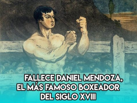 Daniel Mendoza, pionero del boxeo
