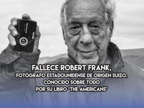 "Robert Frank y ""The Americans"""